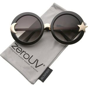 Accessories - Brand new star and moon sunglasses!